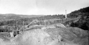Elizabeth Mine Tramway