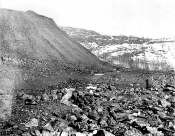 Tailings Pile, Ely Mine