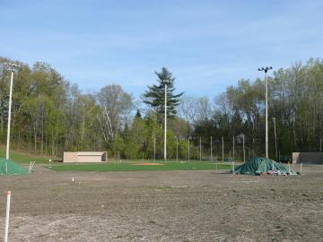Baseball Diamond at South (Callahan) Park