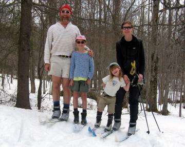Bierman-Massey skiers