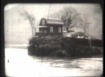 1927 Flood Movie Screenshot: Richmond 1