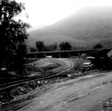 Access Road to Bolton Ski Area