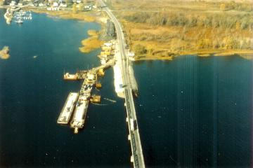 Alburg-Rouses Point Bridge