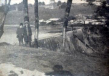 Bennett�s Dam