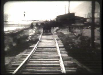 1927 Flood Movie Screenshot: Jonesville 1
