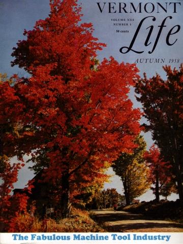 Autumn in Lunenberg