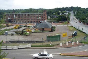 Winooski Urban Renewal Progress 3