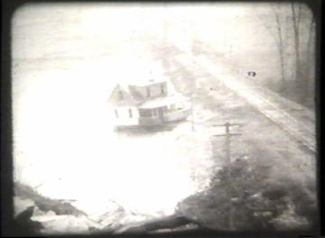 1927 Flood Movie Screenshot: Bolton 1
