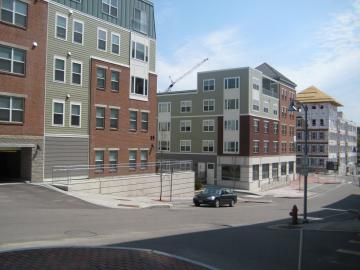New Winooski Apartments