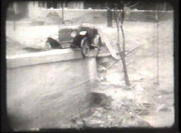 1927 Flood Movie Screenshot: Joiner-Brook, Bolton 2