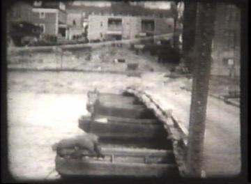 1927 Flood Movie Screenshot: Winooski-Burlington 8