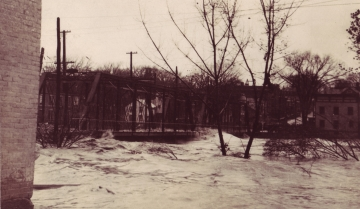 Winooski River Flooding
