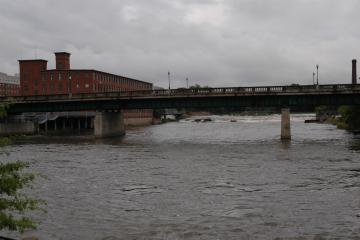 Winooski-Burlington Bridge