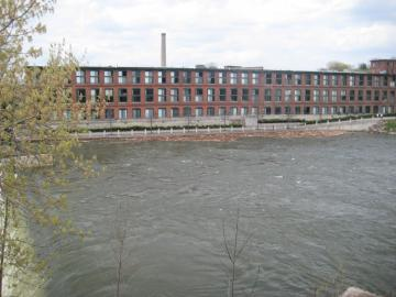 Winooski large mill