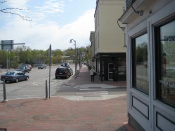 Winooski corner