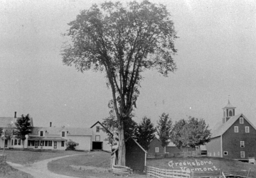 Alpha Tolman Farmhouse and Barn