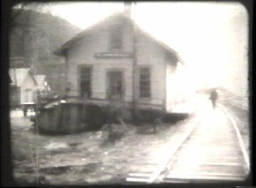 1927 Flood Movie Screenshot: Jonesville 5