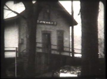 1927 Flood Movie Screenshot: Jonesville 7