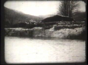 1927 Flood Movie Screenshot: Jeffersonville 1
