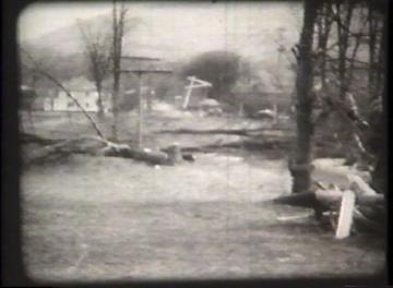 1927 Flood Movie Screenshot: Cambridge 1