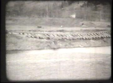 1927 Flood Movie Screenshot: St. Johnsbury and Lake Champlain Railroad 1 1