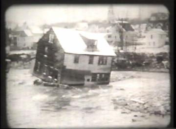 1927 Flood Movie Screenshot: Hardwick 1