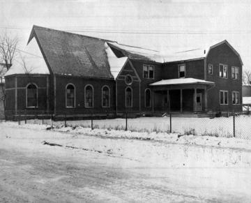 105 Hyde Street: Chai Adam Synagogue