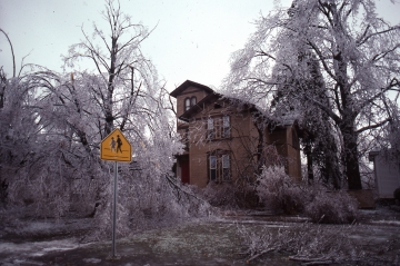 Burlington Ice Storm