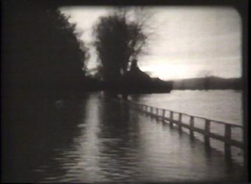 1927 Flood Movie Screenshot: Bellows Falls 2