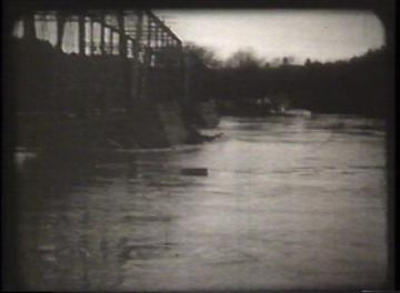 1927 Flood Movie Screenshot: Bellows Falls 5