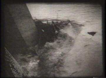 1927 Flood Movie Screenshot: Bellows Falls 6