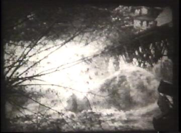 1927 Flood Movie Screenshot: Center Rutland 4