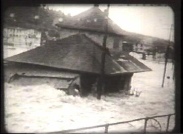 1927 Flood Movie Screenshot: Proctor 5