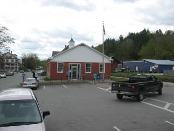 Brick Post Office