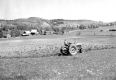 Plowing a Field