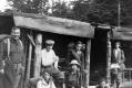 Campers at Glen Ellen Lodge