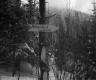 Adirondack Lookout Sign