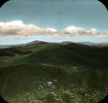 Bolton and Mansfield from Camel's Hump