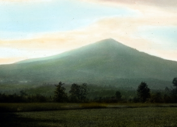 Belvidere Mountain from the East
