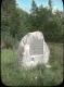Stratton Mountain marker for Daniel Webster
