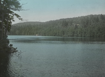 Griffith Lodge Across Buffum Pond