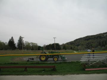 Dascomb P. Rowe Field