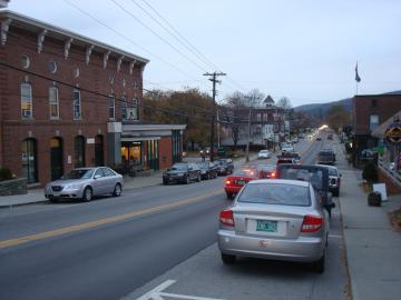 Waterbury Main Street