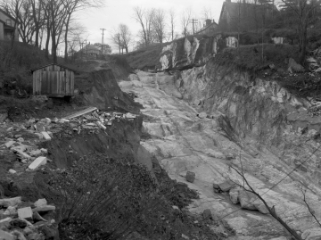 1927 Flood Damage near Powers Hill