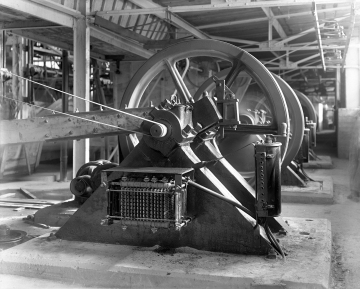 """Motor Drive"" at Marble Mill in Rutland"