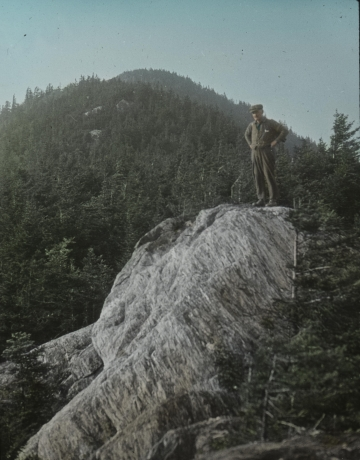 """""""Stub"""" Mould on Whiteface Mountain"""