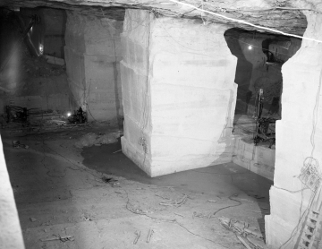 Inside the Danby Marble Quarry #2