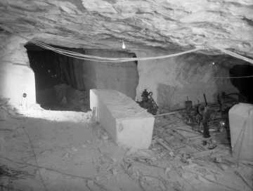Inside the Danby Marble Quarry #3