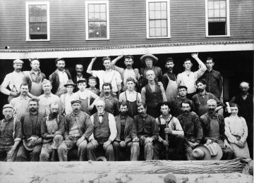 Brown Lumber Mill