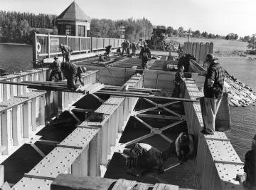 Construction on Drawbridge
